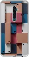 Casotec Mobile Cover Design Back Case Cover for Oppo Reno2