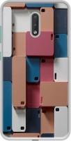 Casotec Mobile Cover Design Printed Back Case Cover for Nokia 2.3