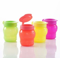 Tupperware 43  - 300 ml Polypropylene Grocery Container(Pack of 4, Multicolor)