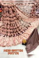 Mastani Baby Pink Daily Wear Georgette Sarees