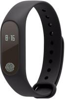 Next Zone M2 Fitness Smart Band(Black Strap, Size : Free Size)