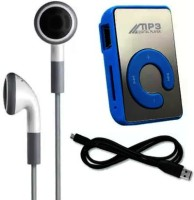 Blue Birds New Collection Portable Mini MP3 Player Music Audio Digital Player Stylish Sport Mini Clip mini Mp3 Player with Earphone & Data Cable NR00P_99 MP3 Music Media Player with Great Sound With Micro TF/SD Card Slot mp3 Music players Mini size and easily to carry in your pocket use for Travelli