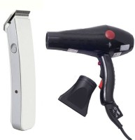 Nirvani Combo of Hair Dryer CH-2800 Trimmer NS-216