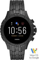 FOSSIL Gen 5 Garrett HR Smartwatch(Black Strap, Regular)