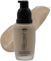 Daily Life Forever 52 ULTRA DEFINITION LIQUID FOUNDATION CHEESE CAKE - FLF011 Foundation(cheese cake, 30 ml)