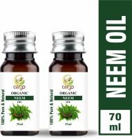 CARGO Cold Pressed Neem Oil for Skin & Hair Oil-70ML Hair Oil(70 ml)