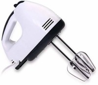 Oxfo Egg Beater Hand Held 7 Egg Mixer 180 W Electric Whisk(White)