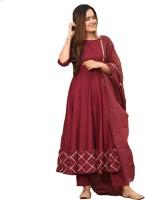 Aaghnya Women Kurta and Trousers Set