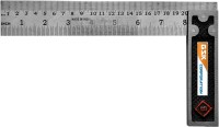 GSK Corporation Tri Square Tool 90 Degrees Right Angle Ruler 8 Inch Tri-Square(Pack of 1)