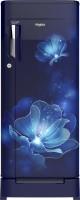 Whirlpool 190 L Direct Cool Single Door 3 Star Refrigerator(Sapphire Radiance, 205 IMPC ROY 3S SAPPHIRE RADIANCE)