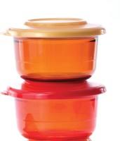 Tupperware Preludio Transparent Serving and Storage Bowl 2pc  - 150 ml Plastic Utility Container(Pack of 2, Multicolor)