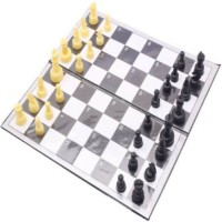 Shishu KIDS EXECUTIVE CHESS (FOR ADULT) 7 inch Chess Board (Multicolor) Board Game Accessories Board Game
