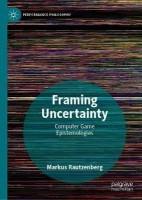 Framing Uncertainty(English, Hardcover, Rautzenberg Markus)