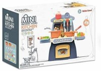 KGINT mini electronic Kitchen Set Toys Cooking Games for Girl