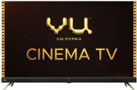 Vu 108cm (43 inch) Ultra HD (4K) LED Smart Android TV(43CA)