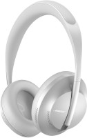 Bose Noise Cancelling 700 ANC enabled Bluetooth Headset(Silver, On the Ear)