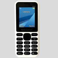 Alpha Pro Snowtel S10 Mobile phone(White)