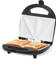 KENT Sandwich Toaster Model No. - 16024 Toast(Silver-Black)