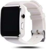 KEMIPRO X6 phone white Smartwatch Smartwatch(White Strap, Free Size)