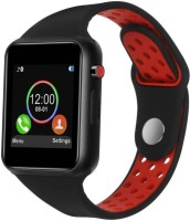 N-WATCH 4G M3 RED COLOR CAMERA MOBILE 4G WATCH Smartwatch(Red Strap, free)