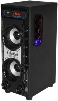 DRR TS-1008 Bluetooth Tower Speaker (Black, 2.0 Channel) Bluetooth  Speaker(Black, 2.1 Channel)