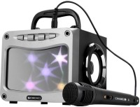 Zebronics Zeb-Mystery Bluetooth  Speaker(Grey, Mono Channel)