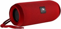 Zebronics ZEB-ACTION 10 W Bluetooth  Speaker(Red, Stereo Channel)