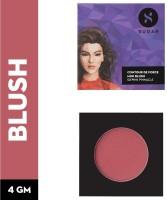 Sugar Cosmetics Contour De Force Mini Blush 02 Pink Pinnacle(Deep Rose)