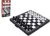 Krypton Pocket Size Magnetic Travel Chess   Mini Fordable Board Game. Strategy & War Games Board Game
