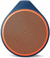 Logitech Mobile Wireless Speaker 30 W Bluetooth Speaker(Orange, 5 Way Speaker Channel)
