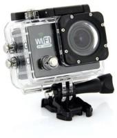 EFFULGENT HERO8 go pro Sports cam Sports and Action Camera(Grey, 12 MP)