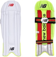 New Balance TC 560 Men's (39 - 43 cm) Wicket Keeping Pad(White, Right Handed)