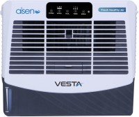 AISEN 50 L Window Air Cooler(White & Grey, VESTA -A50WEH330)