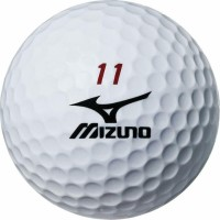 Mizuno T-ZOID Golf Ball(Pack of 12, White)