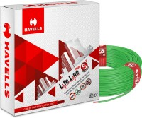 Havells HRFR PVC Green 90 m Wire(Green)