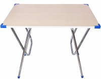 SUGANDHA FOLDING Engineered Wood Study Table(Free Standing, Finish Color - BEIGE)