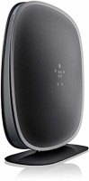 BELKIN Wireless N Router 300 Mbps Router(Black, Dual Band)