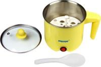 EUROLINE Multifunction Cooker ( Yellow) Food Steamer, Egg Boiler, Travel Cooker, Egg Cooker(1 L, Yellow)