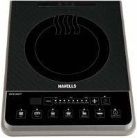HAVELLS Insta Cook PT 1600-Watt Induction Cooktop Induction Cooktop (Black, Push Button) Induction Cooktop(Black, Push Button)