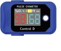 Control D Bluetooth Digital Pulse Oximeter Pulse Oximeter(Blue, White)