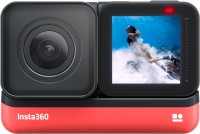 Insta360 ONE R 4K Edition ONE R 4K Edition Sports and Action Camera(Black, 12 MP)