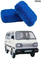 PRTEK Microfiber Vehicle Washing  Cloth(Pack Of 2)