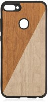 Royal Son Latest Designer Wooden Printed Back Cover For HONOR 9N