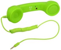nick jones COCO PHONE 3.5mm Retro Handset- I9 with Mic Wired Headset with Mic(Multicolor, On the Ear)