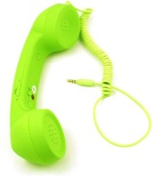 nick jones Coco Style Phone Retro A6 Handset with Mic Wired Headset with Mic(Multicolor, On the Ear)