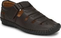 MILESWALKER Men Brown Sandals