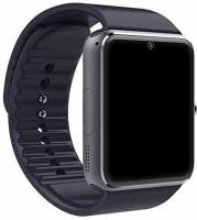 Gabbar ™ -GT-08 Smartwatch Smartwatch(Black Strap, Regular)