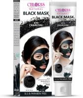 Chloris Natural Charcoal Peel Off Mask No SLS & PARABEN(120 ml)