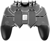 ET BAZAR PUBG Trigger Controller, Mobile Gamepad-6 Finger Game  Gaming Accessory Kit(Black, For Android, iOS)