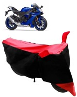 Everland Two Wheeler Cover for Yamaha(YZF R1, Red)
